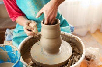 Из какого материала изготавливается керамическая посуда