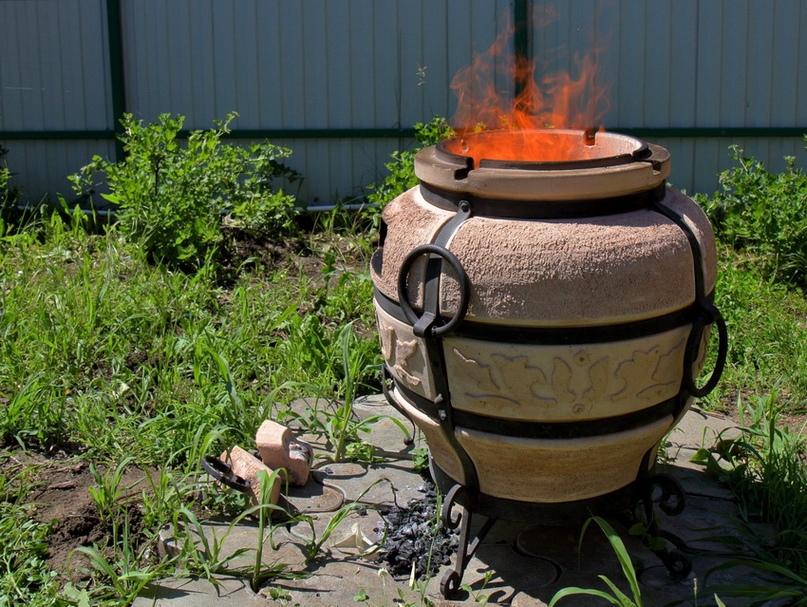 Все о тандыре: разновидности, процесс приготовления пищи, лепка своими руками