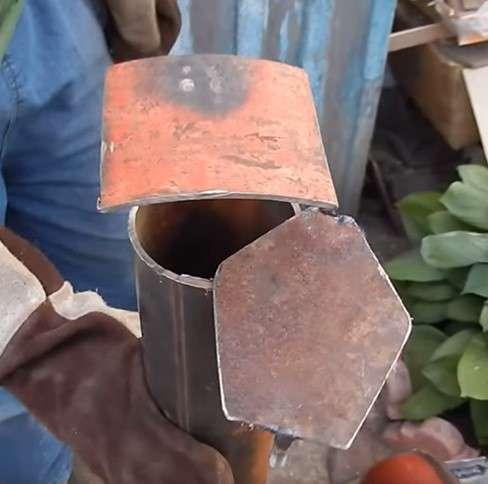 Коптильня холодного копчения своими руками пошаговая инструкция
